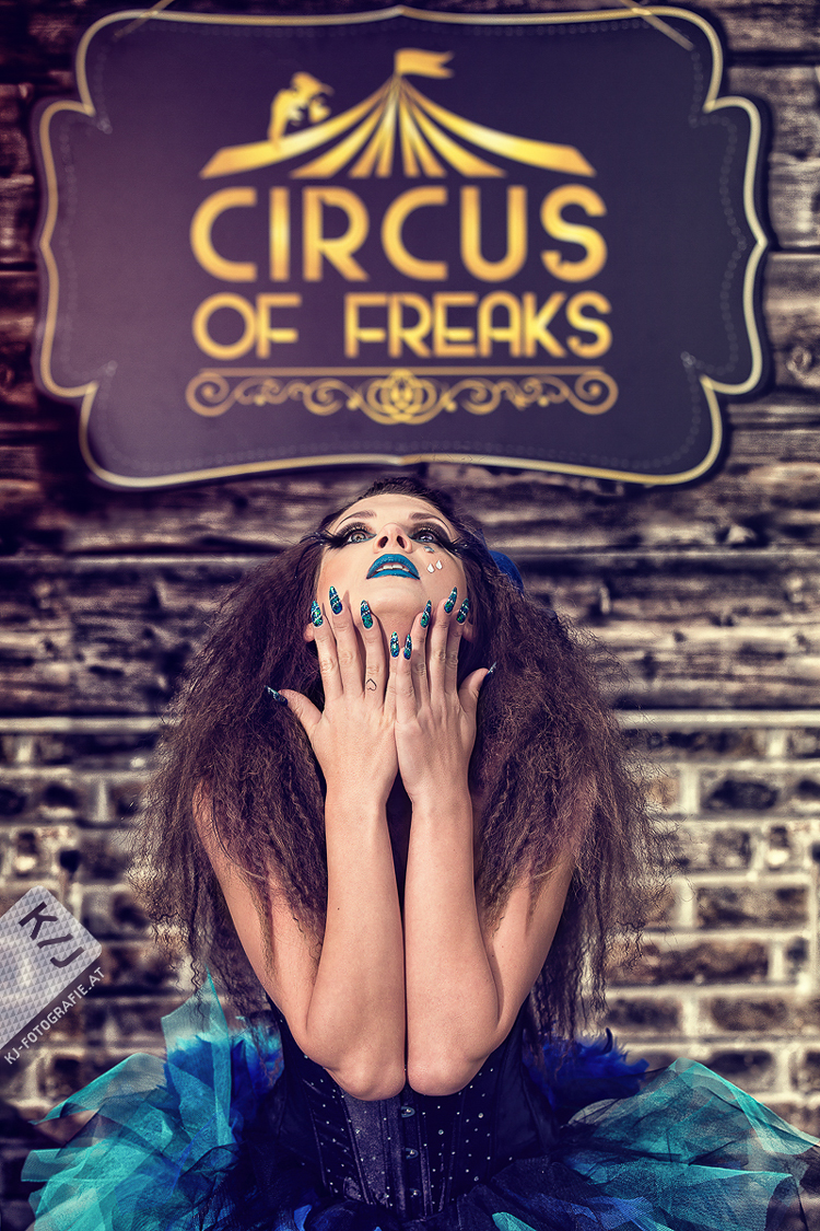 Circus of Freaks Kj Fotografie